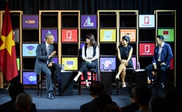 Ba gương mặt trẻ đối thoại với Obama là ai?