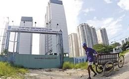 Lợi nhuận của các công ty bất động sản: Người vui, kẻ buồn