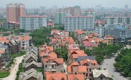 """Tồn kho bất động sản Hà Nội """"ì ạch"""" giảm"""