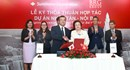 BRG và Sumitomo ký kết thỏa thuận hợp tác phát triển dự án phát triển đô thị Nhật Tân - Nội Bài