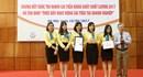 """PVcomBank đạt giải Nhì toàn quốc trong cuộc thi """"Cải tiến năng suất chất lượng 2017"""""""