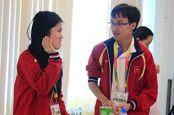 Chuyện tình đẹp của hai nhà vô địch SEA Games