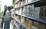Hàng hóa thực phẩm cận Tết Giáp Ngọ: Phập phồng sức mua