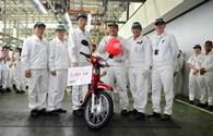Honda ngừng sản xuất xe Dream 100