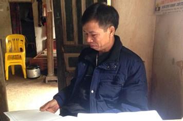Vụ 10 năm oan sai: Ông Chấn mong sớm được bồi thường