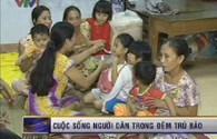 Bão số 14: Ngày mai, học sinh Hà Nội nghỉ học tránh bão Haiyan