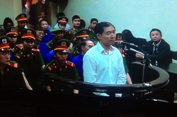 Các bị cáo bị tuyên án tử vụ Dương Chí Dũng đều tha thiết mong được sống