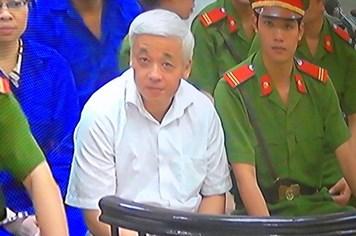 Bị cáo Nguyễn Đức Kiên bị tuyên án 30 năm tù
