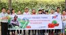 Sinh viên giải cứu dưa hấu giúp nông dân Quảng Ngãi
