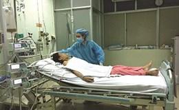 Nhiều nhân viên y tế bị phơi nhiễm HIV từ bệnh nhân