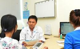 20 bệnh nhân đầu tiên được đặt stent tĩnh mạch thông qua một vết đâm kim