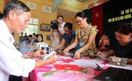 257 ngư dân đầu tiên ở Quảng Trị nhận tiền bồi thường hậu Formosa