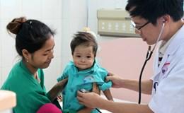 Quảng Trị: Điều trị thành công hai bệnh nhi bị tim bẩm sinh