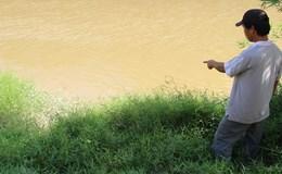 Khởi tố kẻ dâm ô với bé lớp 2 rồi đẩy xuống sông