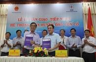 Đảo Cồn Cỏ ở Quảng Trị được cấp điện 24/24h