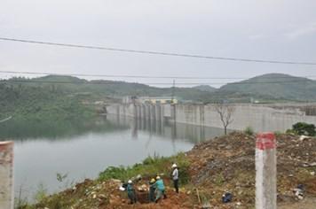 Động đất tái phát dữ dội tại thủy điện Sông Tranh 2