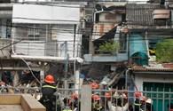 Đã có 7 người thiệt mạng trong vụ nổ kinh hoàng tại TPHCM