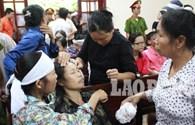 """Gia đình và luật sư bị hại vụ """"quan tài diễu phố"""" đề nghị hoãn phiên toà"""