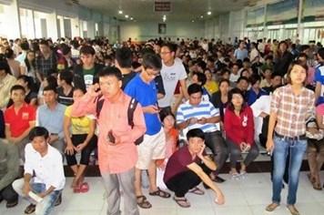 Từ 10.10, Ga Hà Nội bán vé tàu Tết Giáp Ngọ