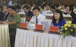Chủ tịch Tổng LĐLĐVN Bùi Văn Cường dự lễ kỷ niệm 15 năm thành lập Ban chỉ đạo Tây Nguyên