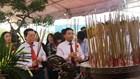 Kon Tum: Khánh thành Đền tưởng niệm liệt sĩ Trường Sơn