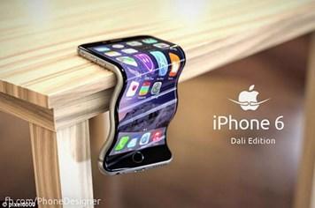 Chùm ảnh chế bẻ cong iPhone 6 và iPhone 6 Plus khiến Apple đỏ mặt