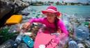Bãi rác nhựa khổng lồ ở hòn đảo tuyệt đẹp