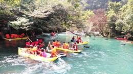 Du khách đến Quảng Bình tăng cao sau sự cố môi trường biển