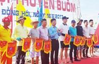 Quảng Bình: Đặc sắc lễ hội thuyền buồm trên sông Nhật Lệ