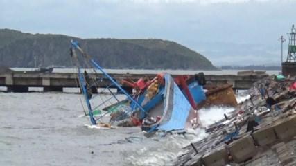 Quảng Bình: Bão số 2 gây thiệt hại gần 56 tỉ đồng - ảnh 1