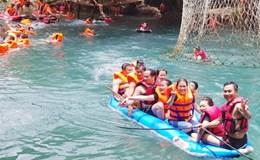 Vườn Quốc gia Phong Nha - Kẻ Bàng: Khách quốc tế tăng gần 140%
