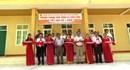 Quảng Bình: Khánh thành nhà công vụ cho giáo viên tại địa bàn khó khăn