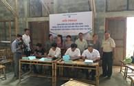 """Xâm hại rừng dừa Cẩm Thanh (Hội An, Quảng Nam): 4 """"nhà"""" cùng """"thề"""" giữ rừng!"""