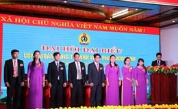 Phó Chủ tịch Tổng LĐLĐVN Trần Văn Lý dự Đại hội đại biểu Cty Phan Ngọc Anh