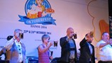 Tưng bừng Lễ hội Oktoberfest lần thứ 5 tại Hà Nội