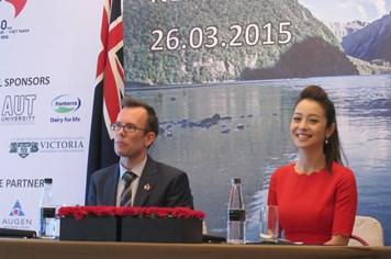 Cuối năm 2017 có đường bay thẳng Việt Nam – New Zealand