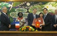 Pháp hỗ trợ thêm 20  triệu euro cho Việt Nam ứng phó với biến đổi khí hậu