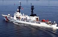 Trung Quốc triển khai 5 tàu chiến gần Philippines