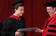 Con trai Bạc Hy Lai tốt nghiệp Havard