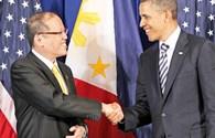 Philippines cấp tập thắt chặt quan hệ với Mỹ