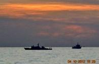 """Tàu Trung Quốc tiếp tục """"canh chừng"""" ở Scarborough"""