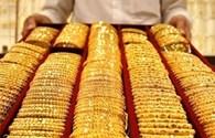 Chênh lệch giá vàng bị kéo rộng