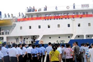 Trung Quốc xây cơ sở phi pháp trên biển Đông