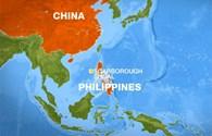 Philippines chính thức đổi tên vùng biển tranh chấp với Trung Quốc