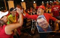 Ông Hugo Chavez đắc cử Tổng thống Venezuela lần 4