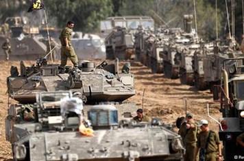 75.000 lính Israel tăng cường tấn công dải Gaza
