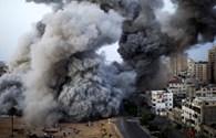 Israel oanh tạc dải Gaza, 80 người chết