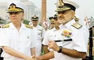 Ấn Độ sẵn sàng cử tàu chiến tới biển Đông bảo vệ quyền lợi