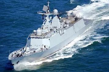 Trung Quốc đưa tàu chiến mạnh nhất ra biển Đông