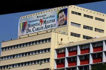 Tổng thống Venezuela đã liệt nửa người